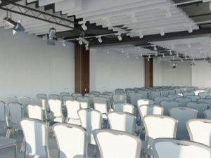 Зал 3: конференция