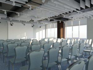 Зал 2: конференция